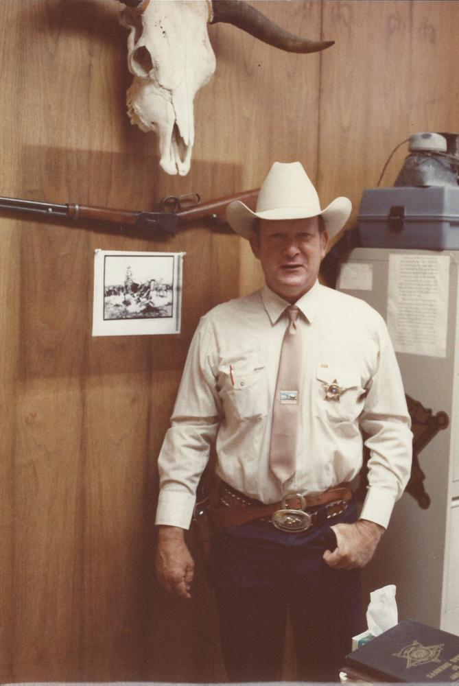 Photo of Sheriff Dick  Putnam