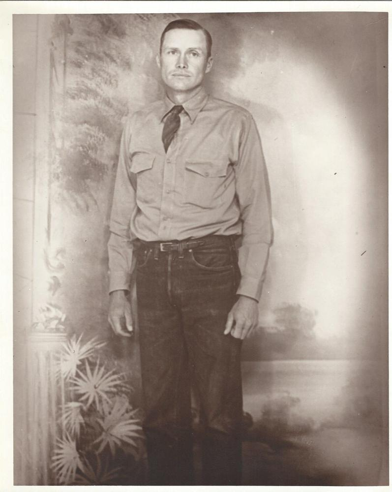Photo of Sheriff George W Ligon